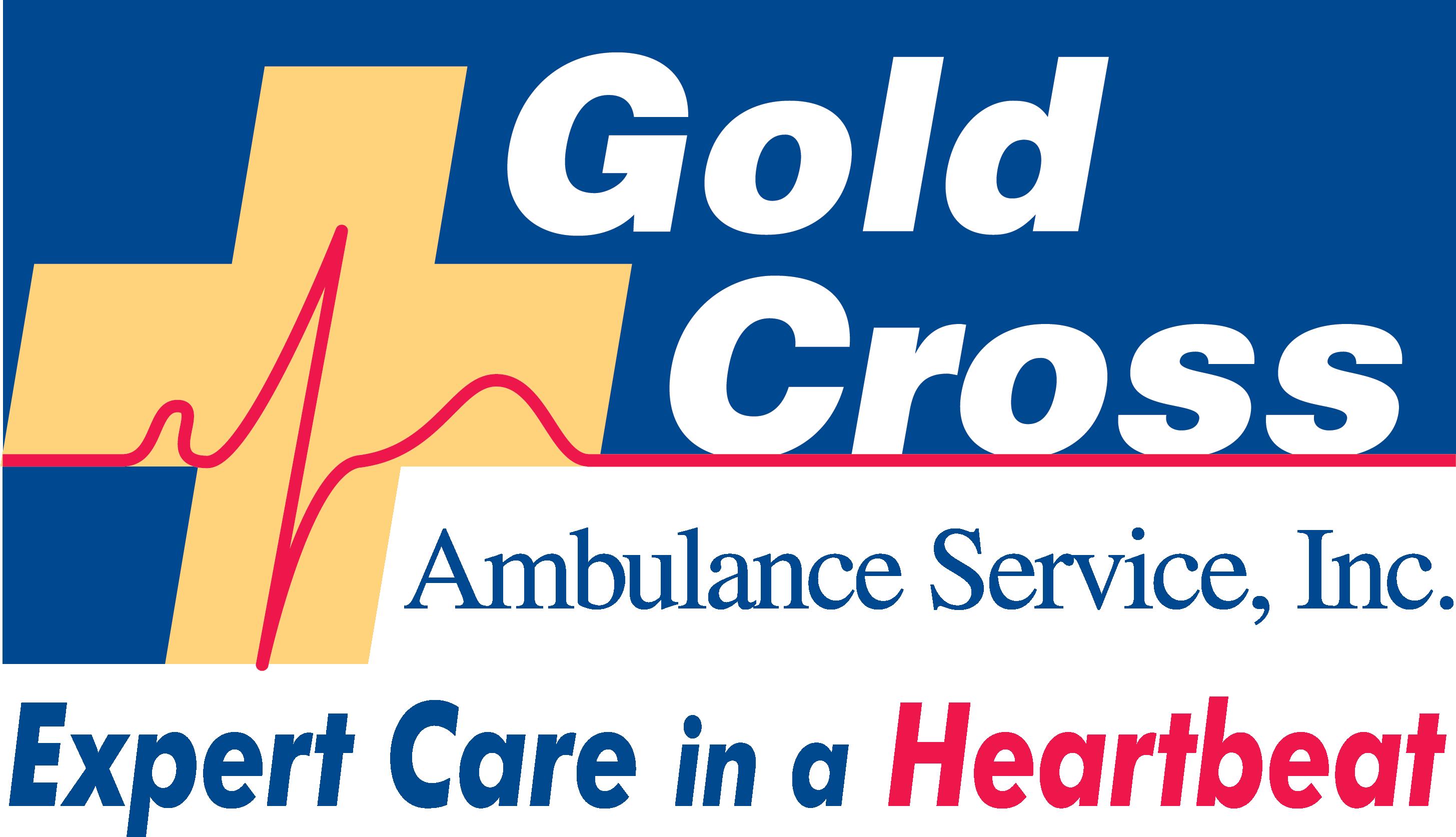 Sponsor - Gold Cross Ambulance